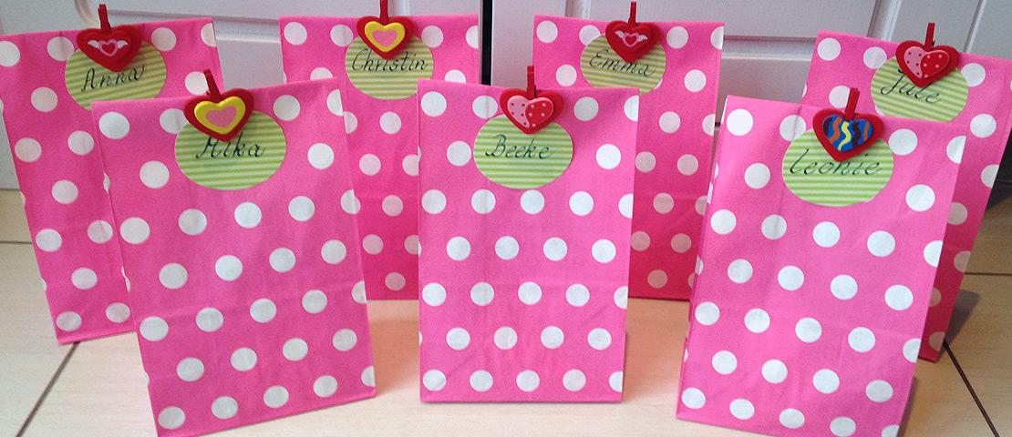 Geschenketüten Mädchen